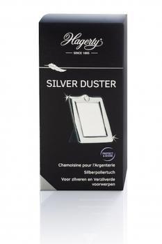 Hagerty Silver Duster - Silber Polier und Staubtuch