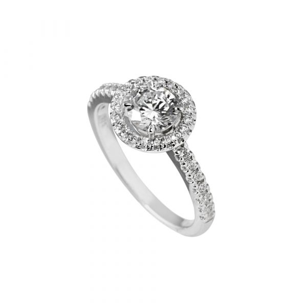 Diamonfire Ring Silber (925)